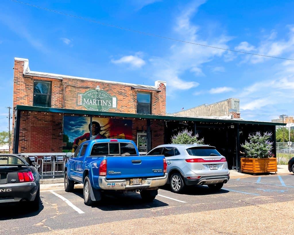 Mississippi - Jackson - Martin's Downtown
