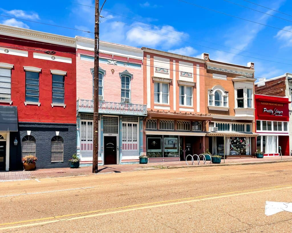 Mississippi - Jackson - Downtown Jackson