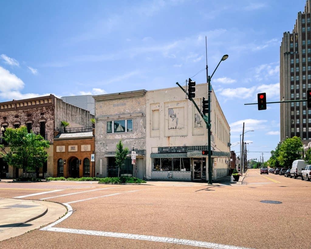 Mississippi - Jackson - Downtown Jackson - Mayflower Cafe