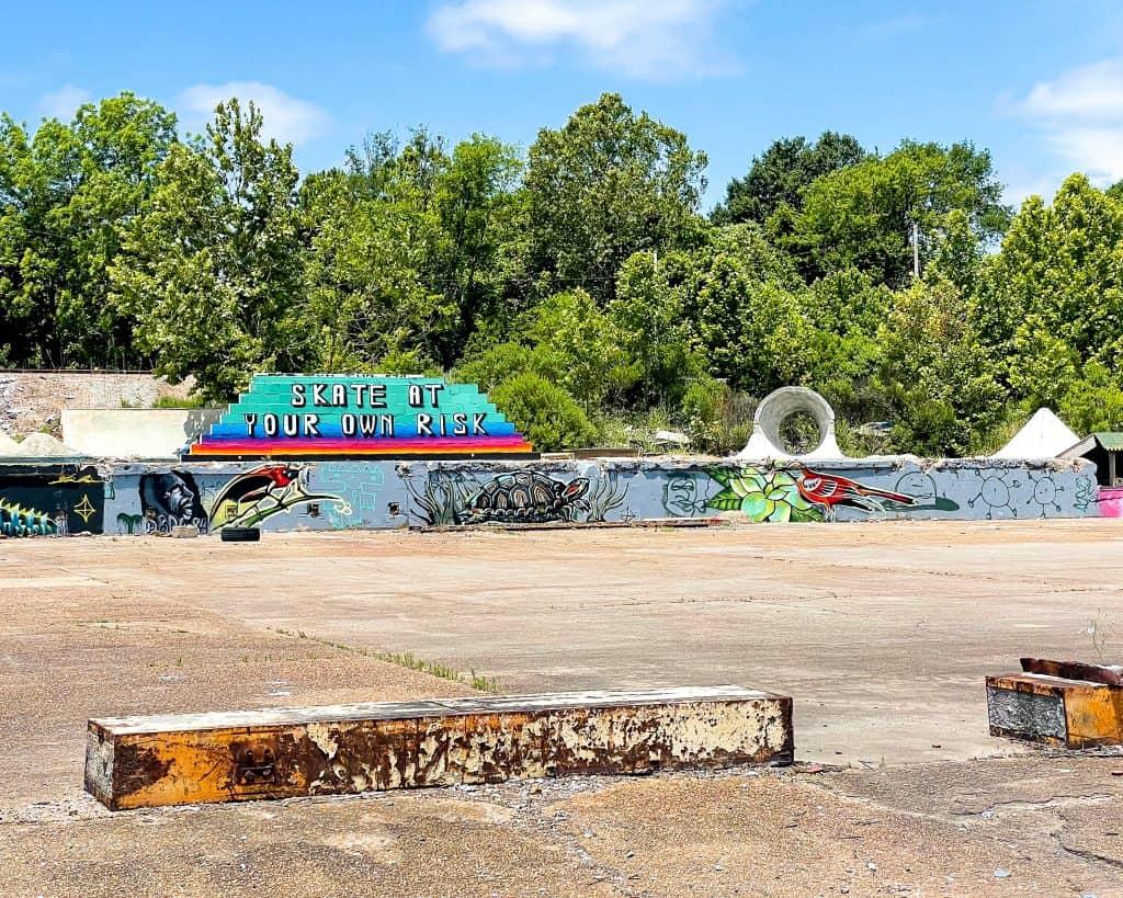 Mississippi - Jackson - Skate Park