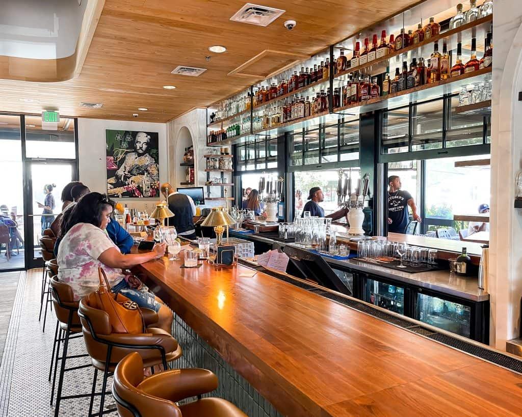 Mississippi - Jackson - Fine & Dandy Restaurant - Sunday Brunch