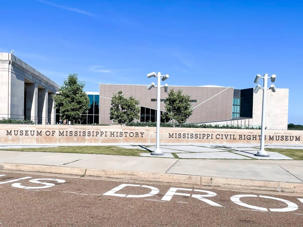Mississippi - Jackson - Museum of Mississippi History and Mississippi Civil Rights Museum