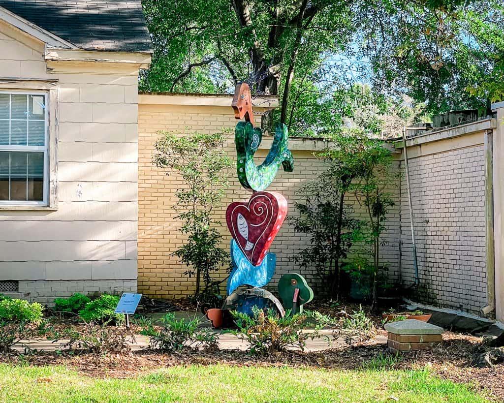 Mississippi - Jackson - Public Art