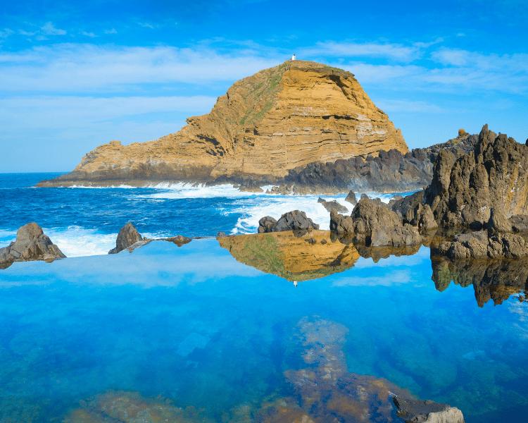 Portugal - Madeira - Natural Pools