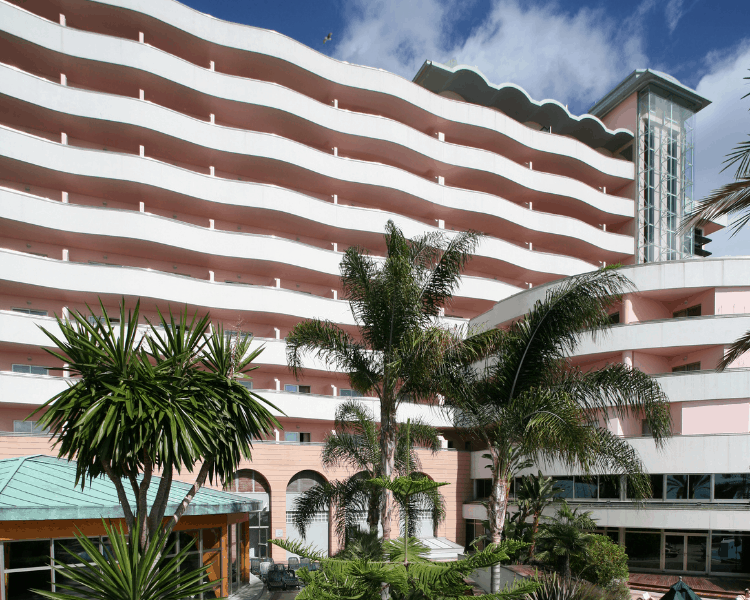Portugal - Madeira - A hotel in Madeira