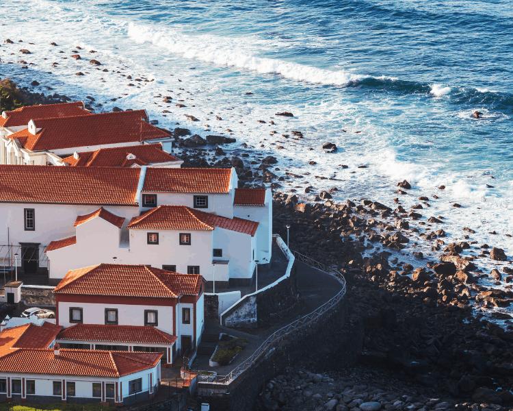 Portugal - Madeira - Black Sand Beach