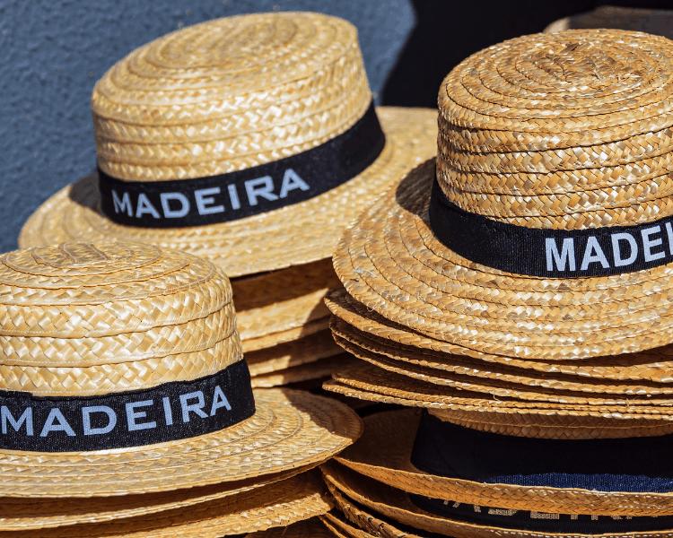 Portugal - Madeira - Madeira Straw Hat