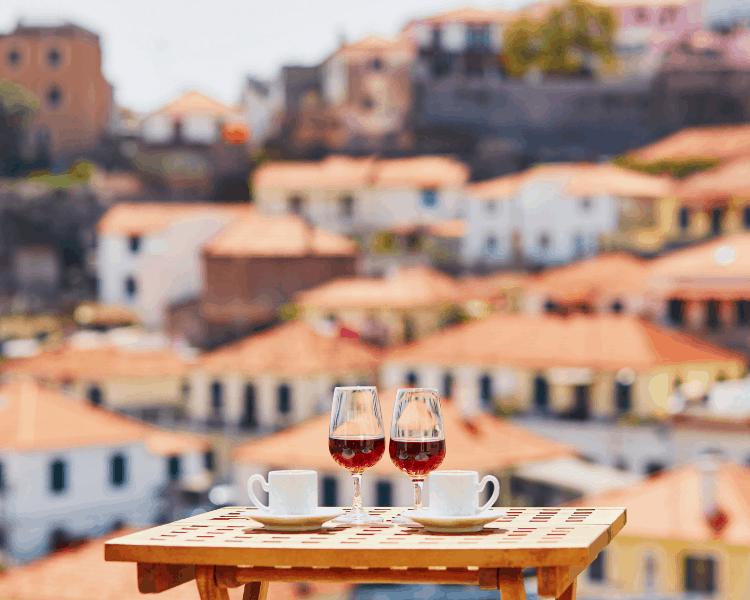 Portugal - Madeira - Madeira Wine
