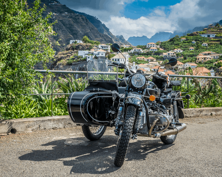Portugal - Madeira - Sidecar Tour