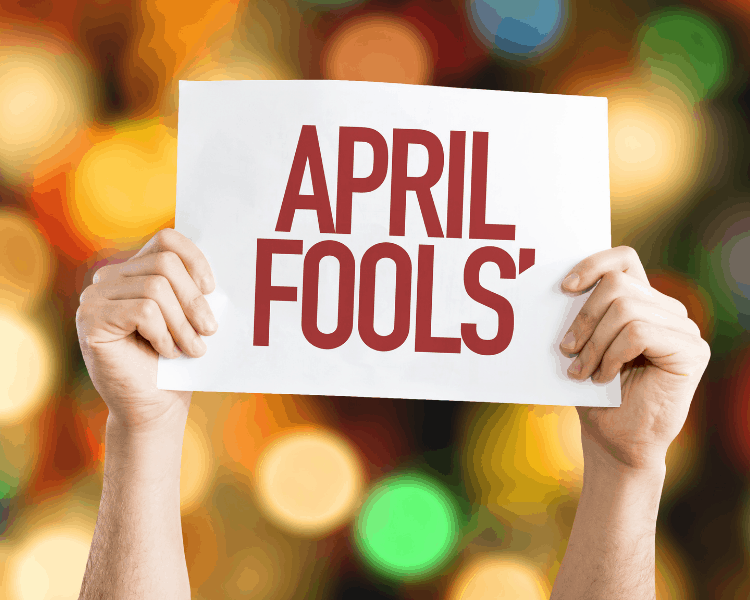 Quotes about April Fool's Day