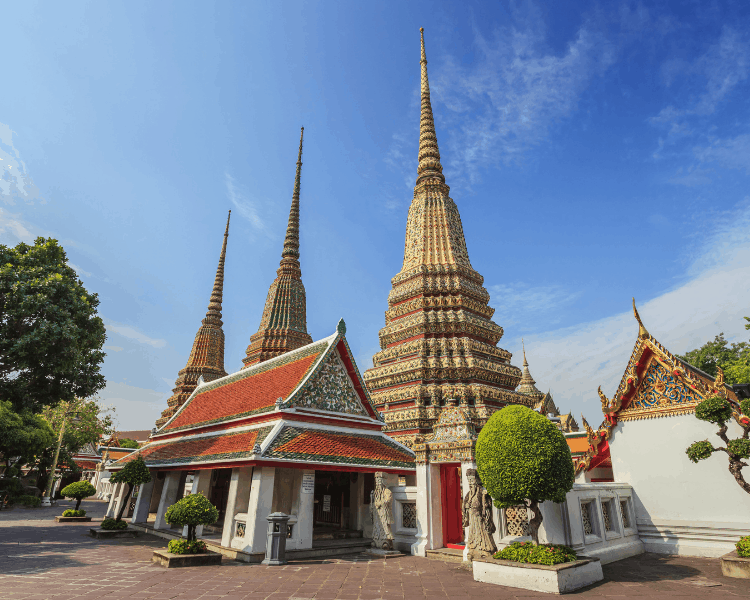 Quotes about Bangkok, Thailand