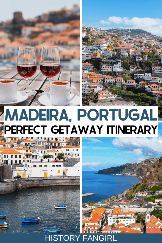 Steal this Madeira Itinerary: What the RHOP Did in 4 Days in Madeira, Portugal