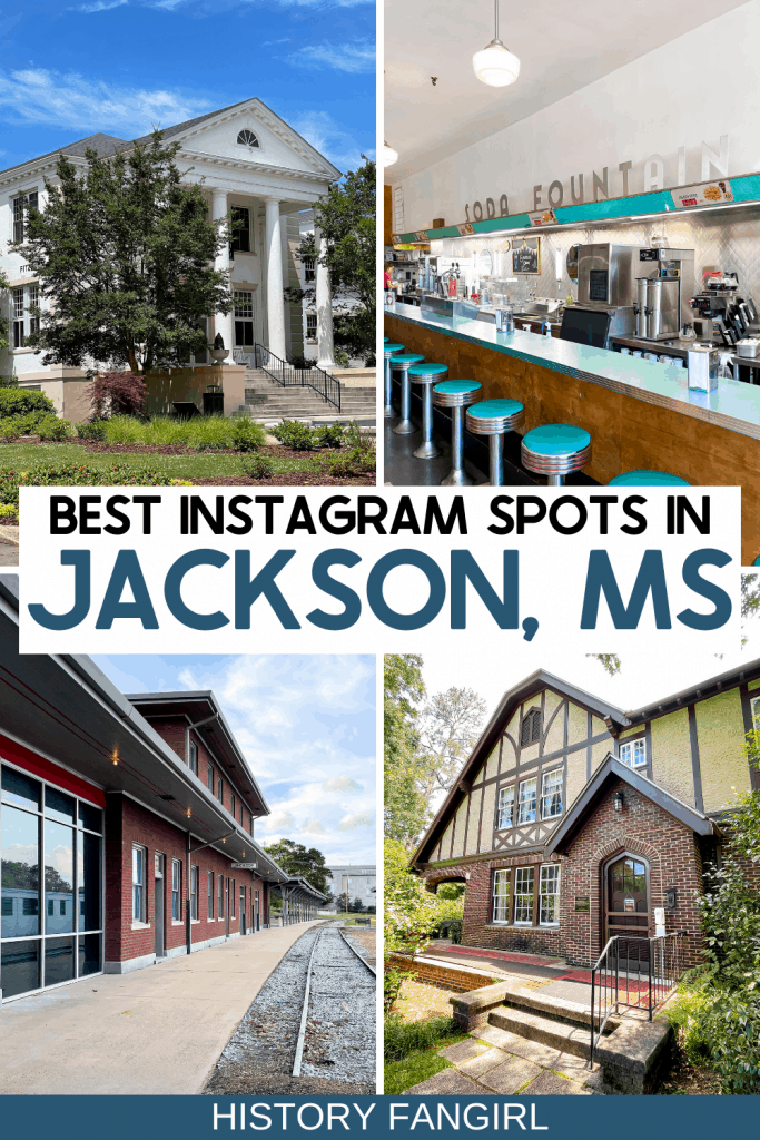 The 27 Most Instagrammable Places to Take Pictures in Jackson, Mississippi - Best Places to Take Pictures in Jackson MS