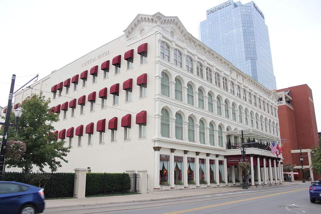 Arkansas - Little Rock - Capital Hotel