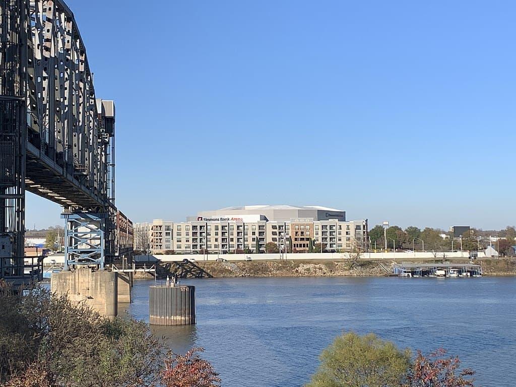 Arkansas - Little Rock - Simmons Bank Arena