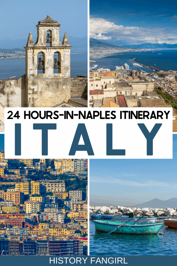 24 Hours in Naples The Perfect One Day in Naples Itinerary! How to Spend One Day in Naples - Naples in One Day