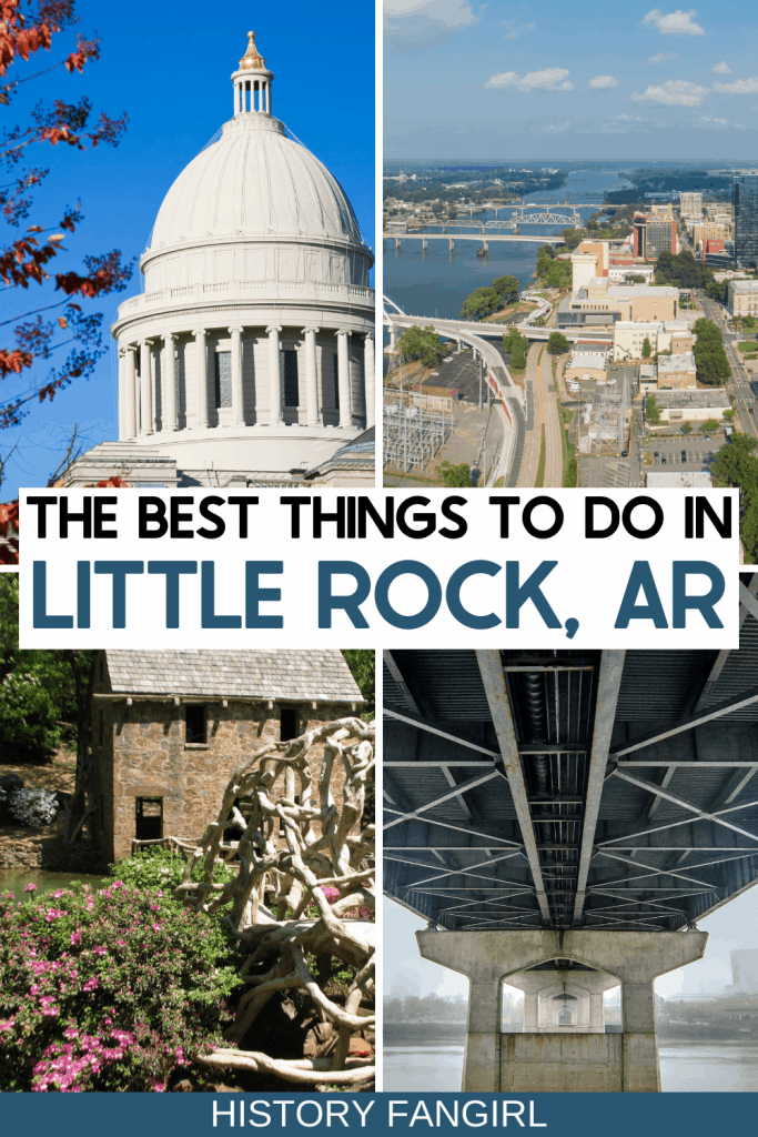 33 Thrilling Things to Do in Little Rock, Arkansas Activities to Make Little Rock Come Alive!