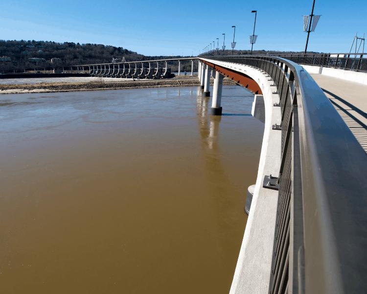 Arkansas - Little Rock - Big Dam Bridge