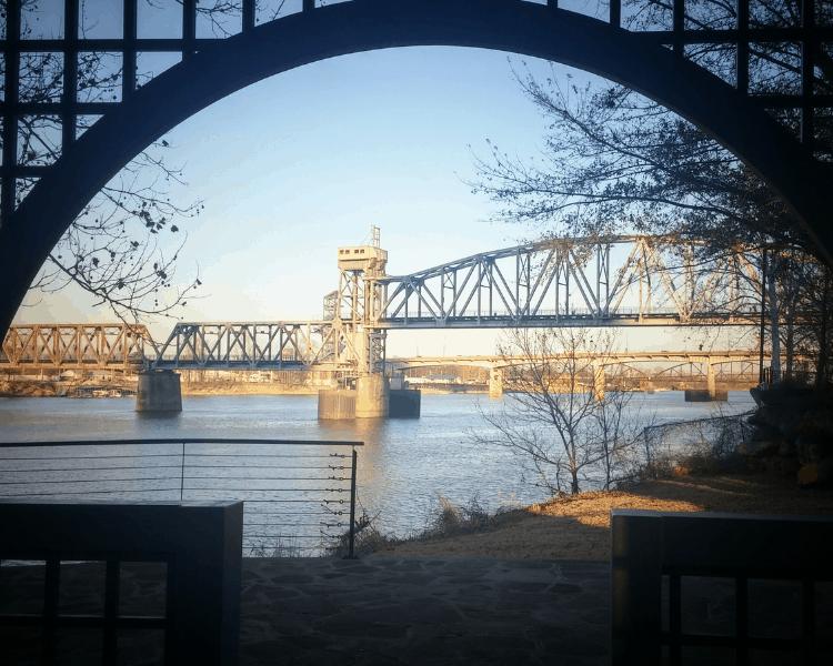 Arkansas - Little Rock - Junction Bridge