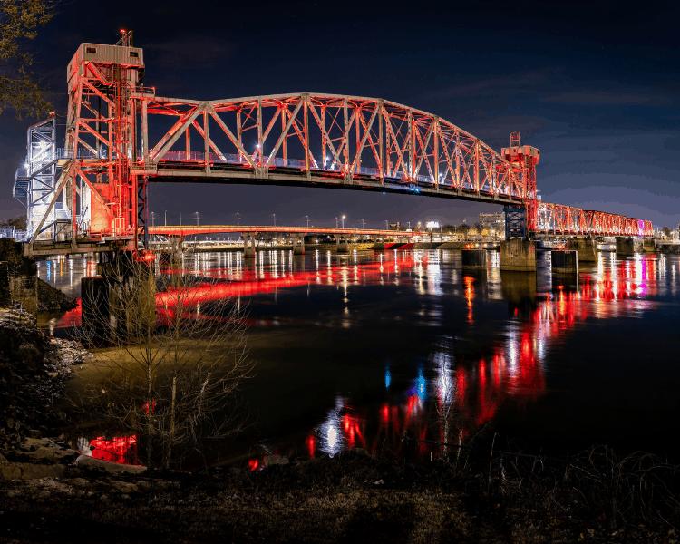 Arkansas - Little Rock - Old Bridge