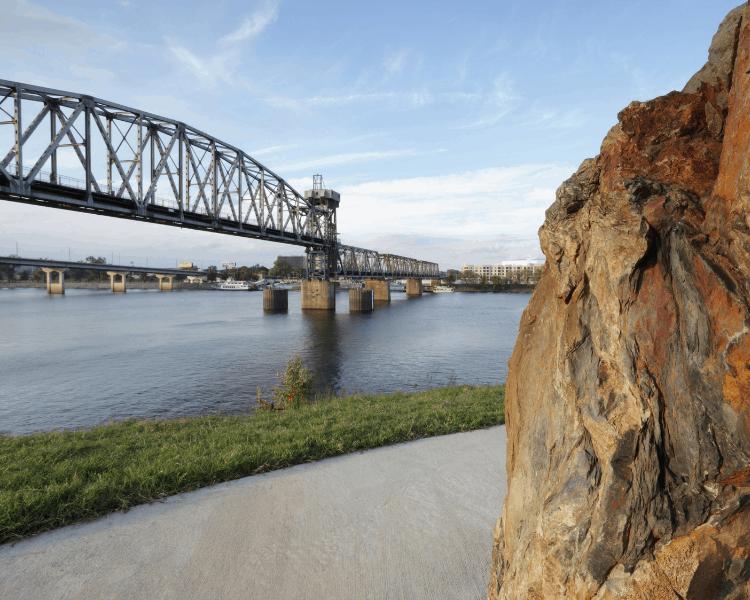 Arkansas - Little Rock - Riverfront Park