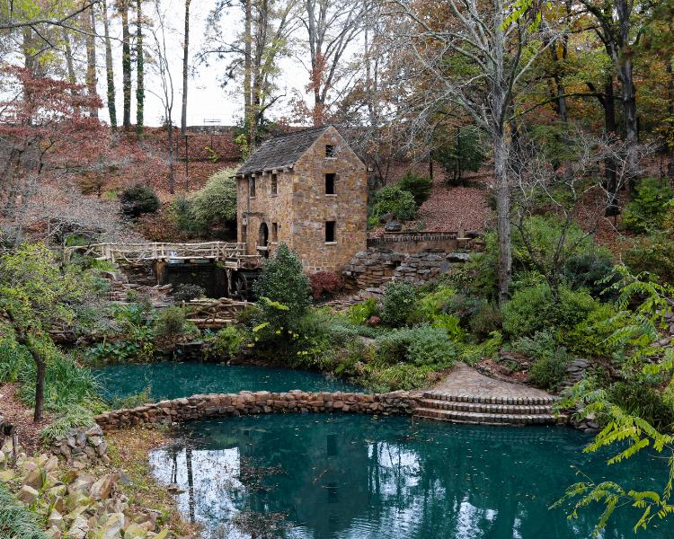 Arkansas - Little Rock - The Old Mill