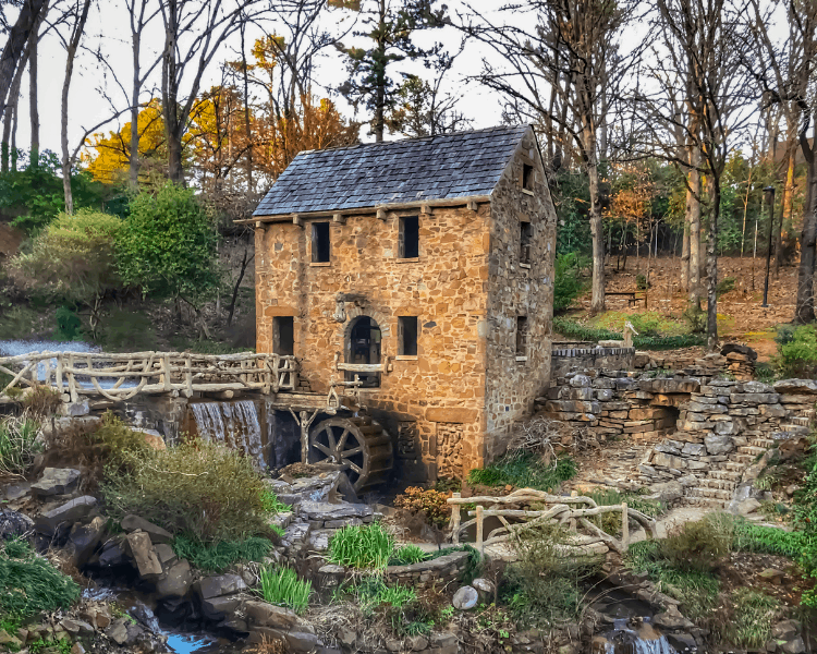 Arkansas - North Little Rock - The Old Mill-2