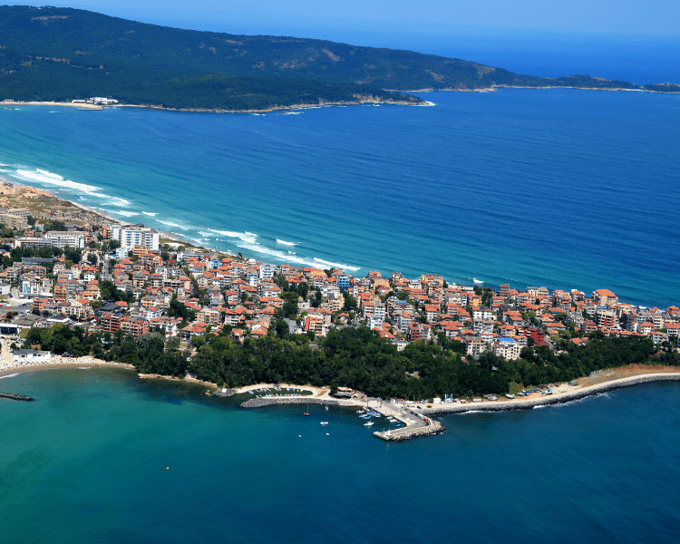 Best Places to Visit in Europe - The Black Sea Coast of Bulgaria
