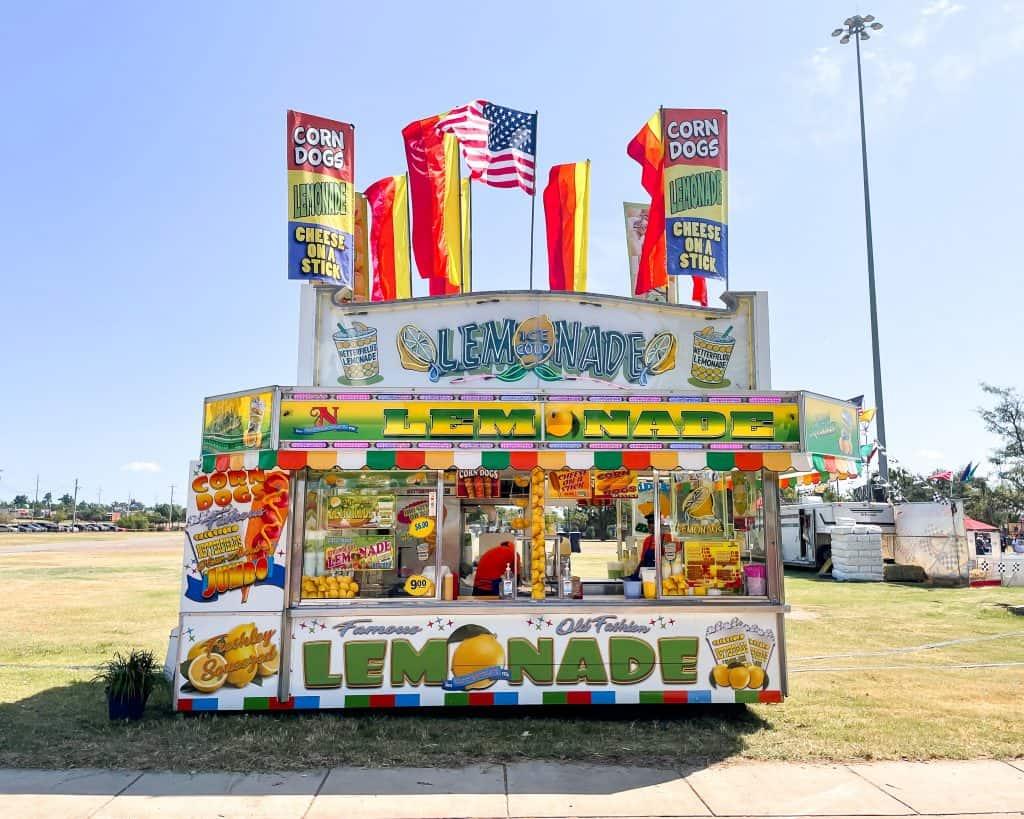 Arkansas State Fair - Oklahoma State Fair