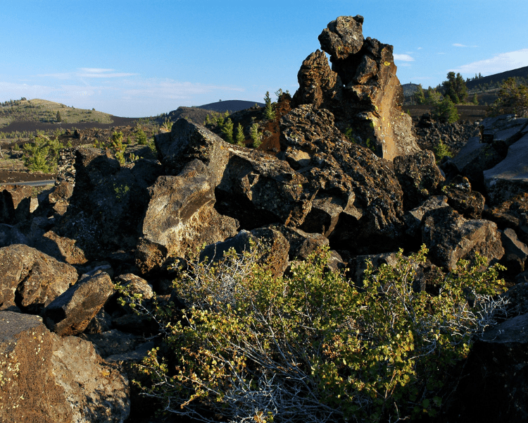 Idaho National Parks - Craters of the Moon National Monument