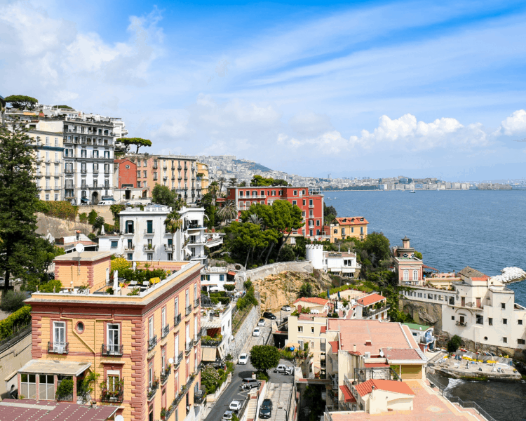 Italy - Naples - 24 Hours in Naples