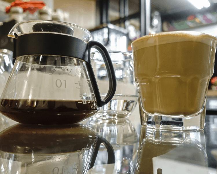 Italy - Naples - Café Mexico