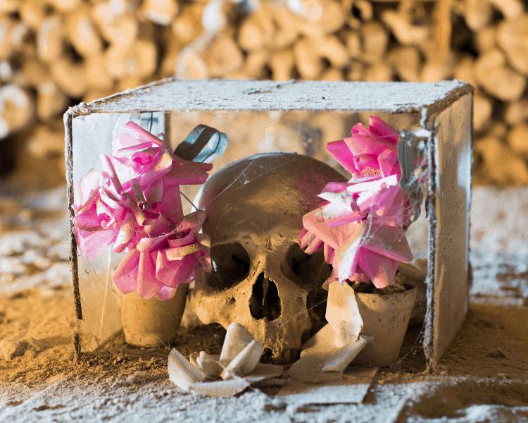 Italy - Naples -Catacombs-2