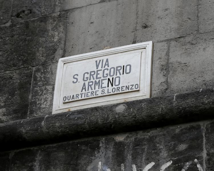 Italy - Naples - Via San Gregorio Armeno