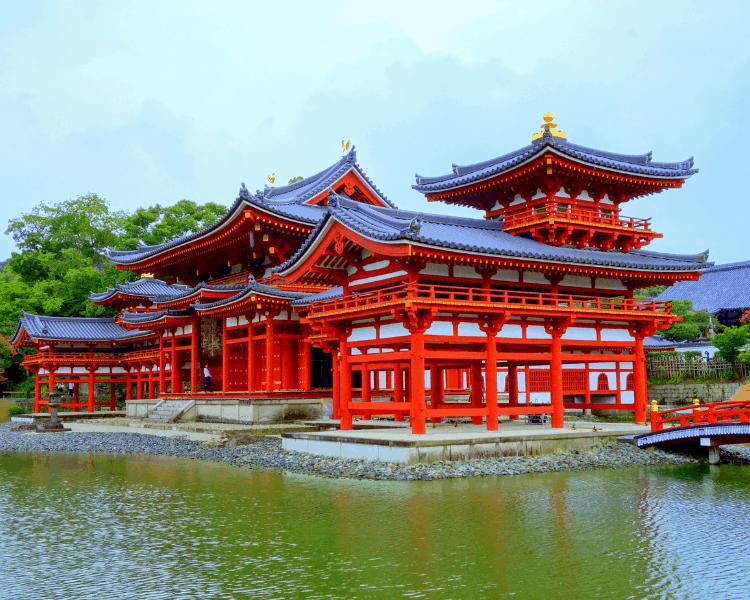 Japan - Kyoto - Byodoin Temple