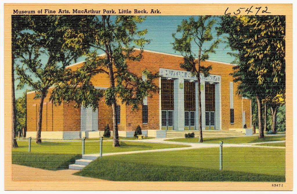 Arkansas - Little Rock - Museum of Fine Arts