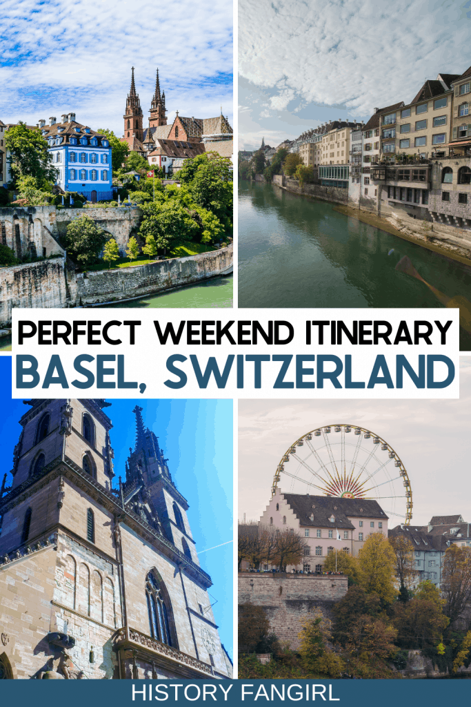 Spend the Perfect 2 Days in Basel Itinerary for 48 Hours in Basel + Weekend Tips!