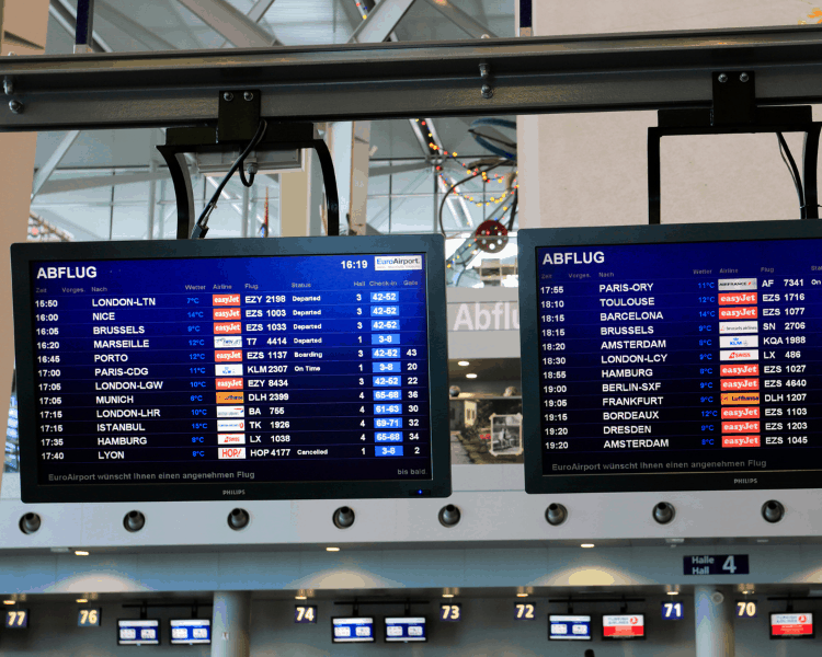 Switzerland - Basel - Basel Airport - How to Get To Basel