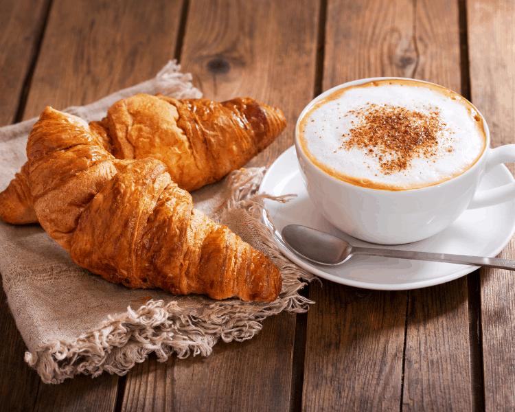 Switzerland - Basel - Breakfast