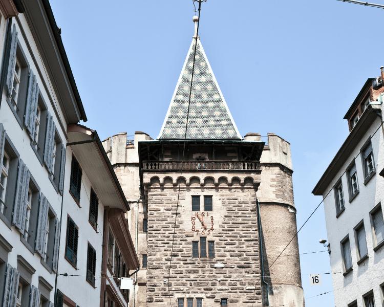 Switzerland - Basel - Spalentor