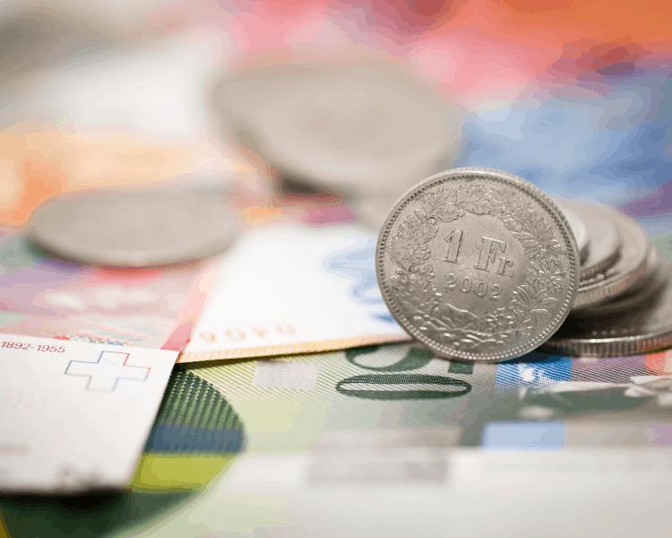 Switzerland - Basel - swiss franc
