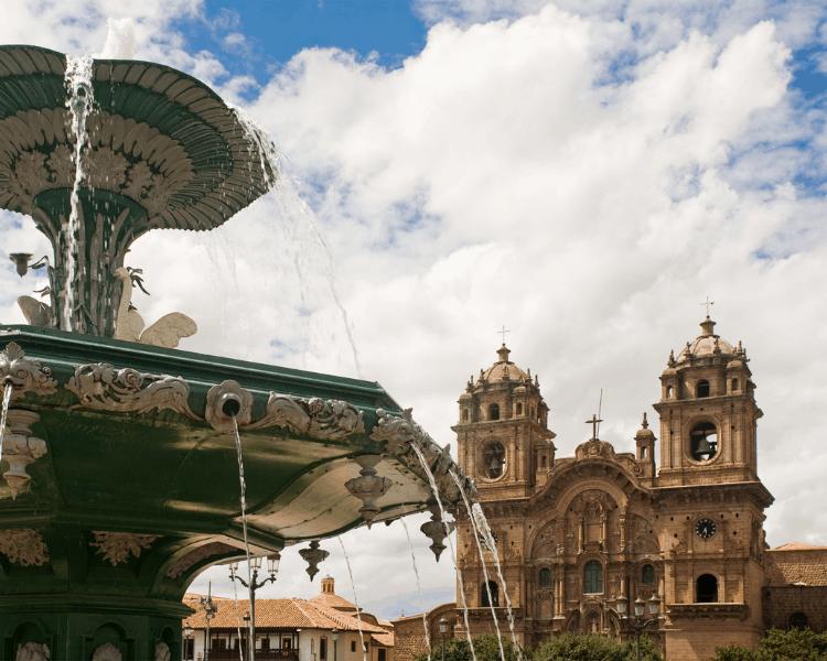 UNESCO World Heritage City of Cuzco, Peru