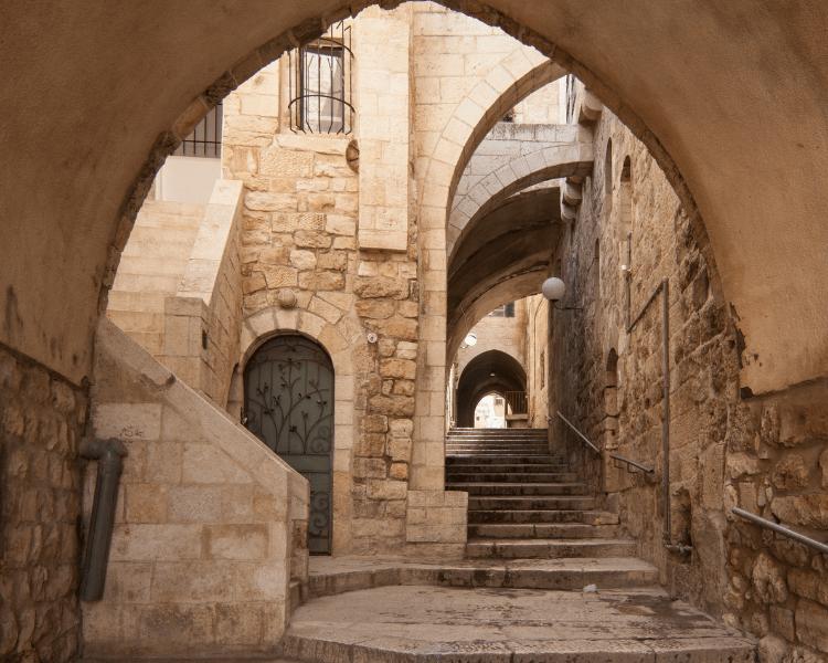 UNESCO World Heritage City of Jerusalem