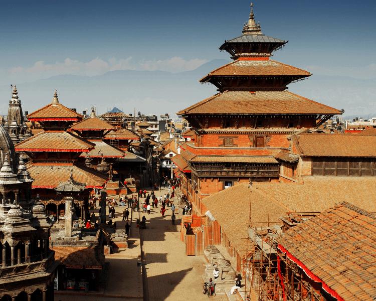UNESCO World Heritage City of Kathmandu Nepal