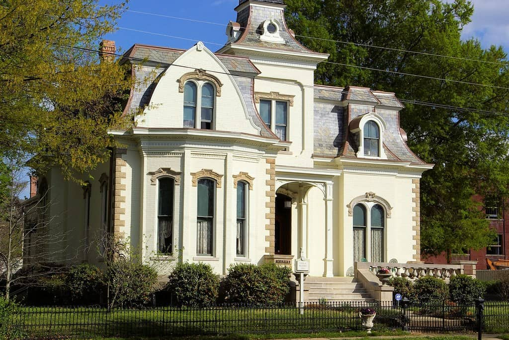 Arkansas - Little Rock - Quapaw Quarter - Villa Marre