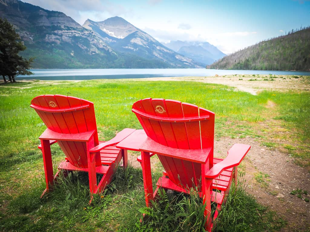 Candada - Alberta - Waterton Lakes National Park - Itinerary for One Day in WLNP