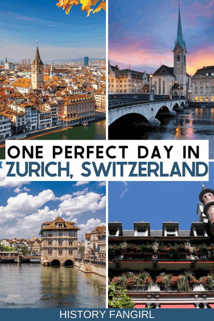 24 Hours in Zurich: The Perfect One Day in Zurich Itinerary + Ideas for 2 Days!