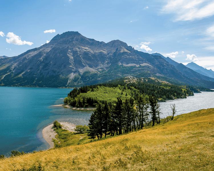 Canada - Alberta - Waterton Lakes National Park
