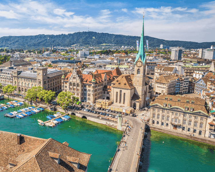 Switzerland - Zurich - Old Town