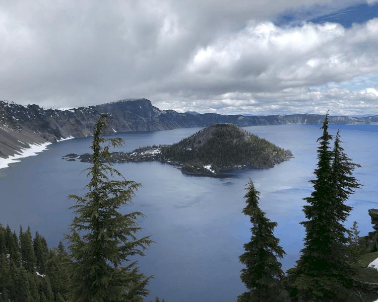 USA - Oregon - Crater Lake National Park